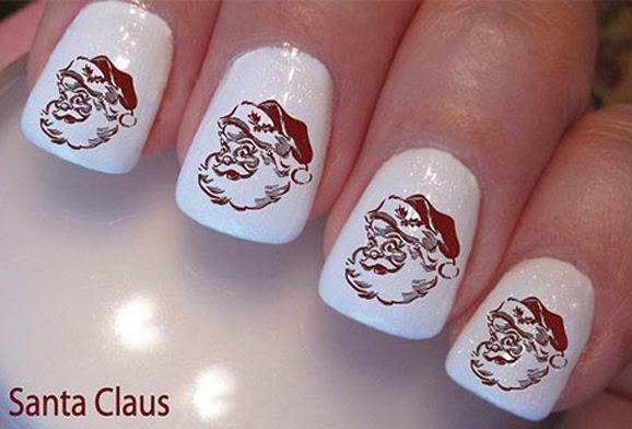 Creative christmas nail designs nail pixiie creative do it yourself nail designs solutioingenieria Image collections