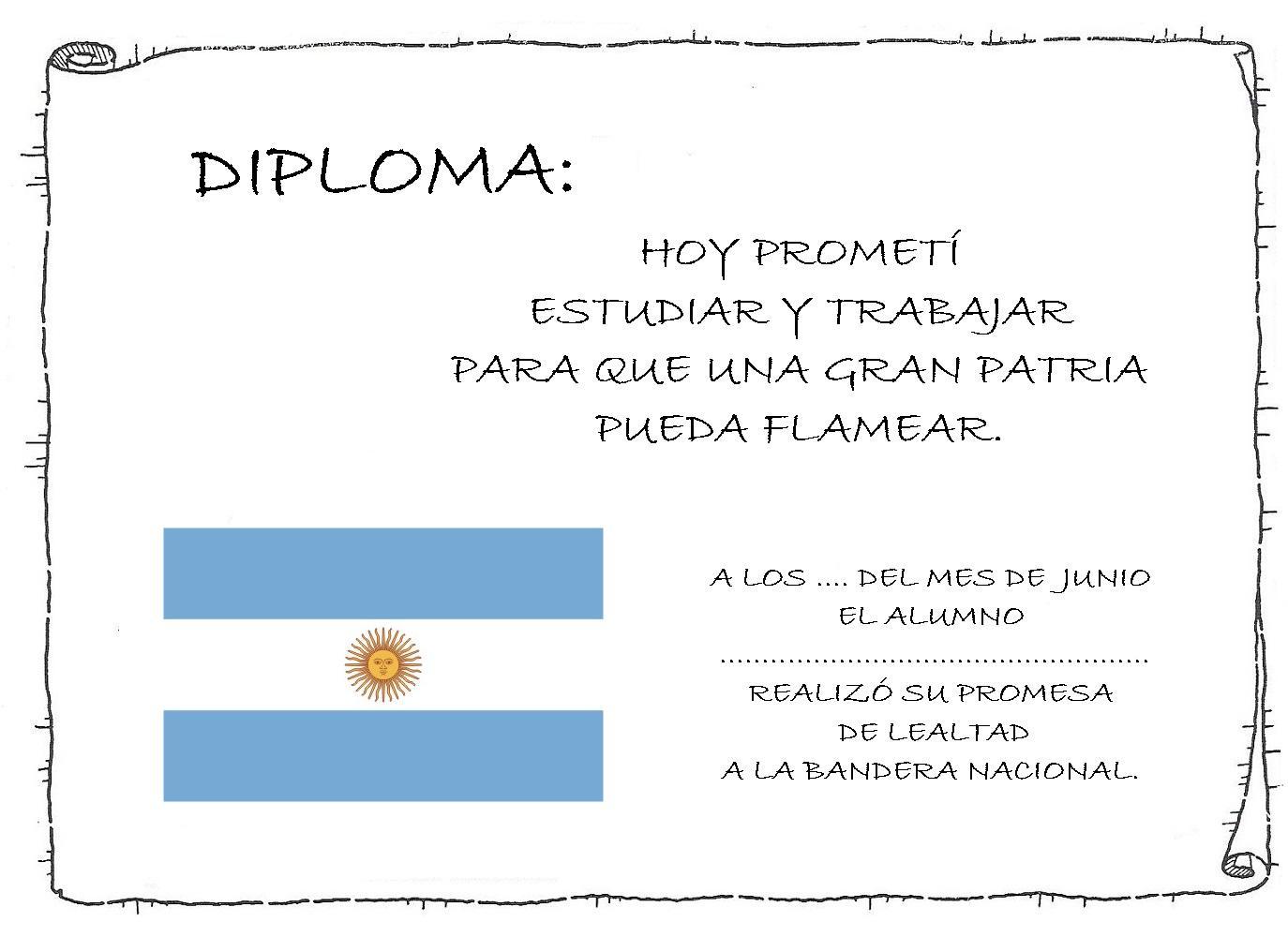 20 de Junio: Día de la Bandera Nacional Argentina y Recordamos a