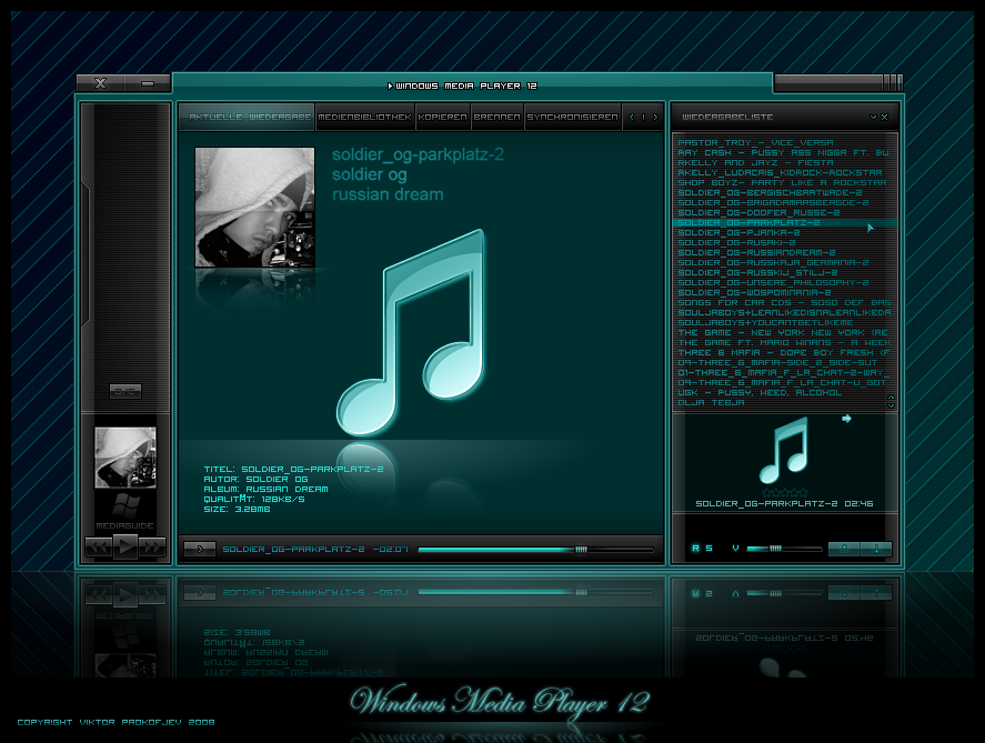 Window media player for free