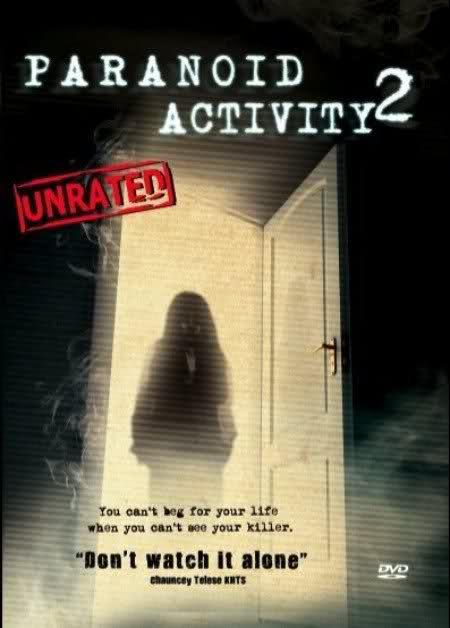 Paranoid Activity 2 (2011)