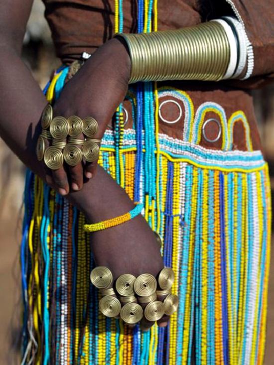 Safari Fusion blog | African bangles | Datoga, Tanzania