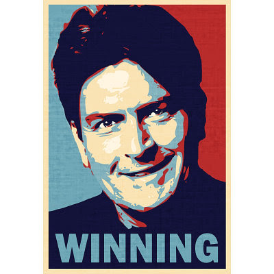 charlie sheen winning shirt hot topic. As for Sheen?