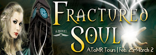 {Review+Giveaway} Fractured Soul by Rachel McClellan