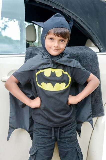 Un super-héros de 5 ans sauve un bébé. (Juillet 2015 Angleterre)  Popo
