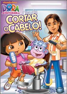 Download Dora a Aventureira Dia de Cortar o Cabelo RMVB + AVI Dublado + Torrent