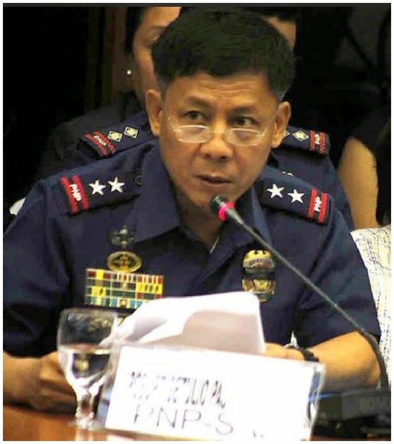 SAF Police Director  Napeñas