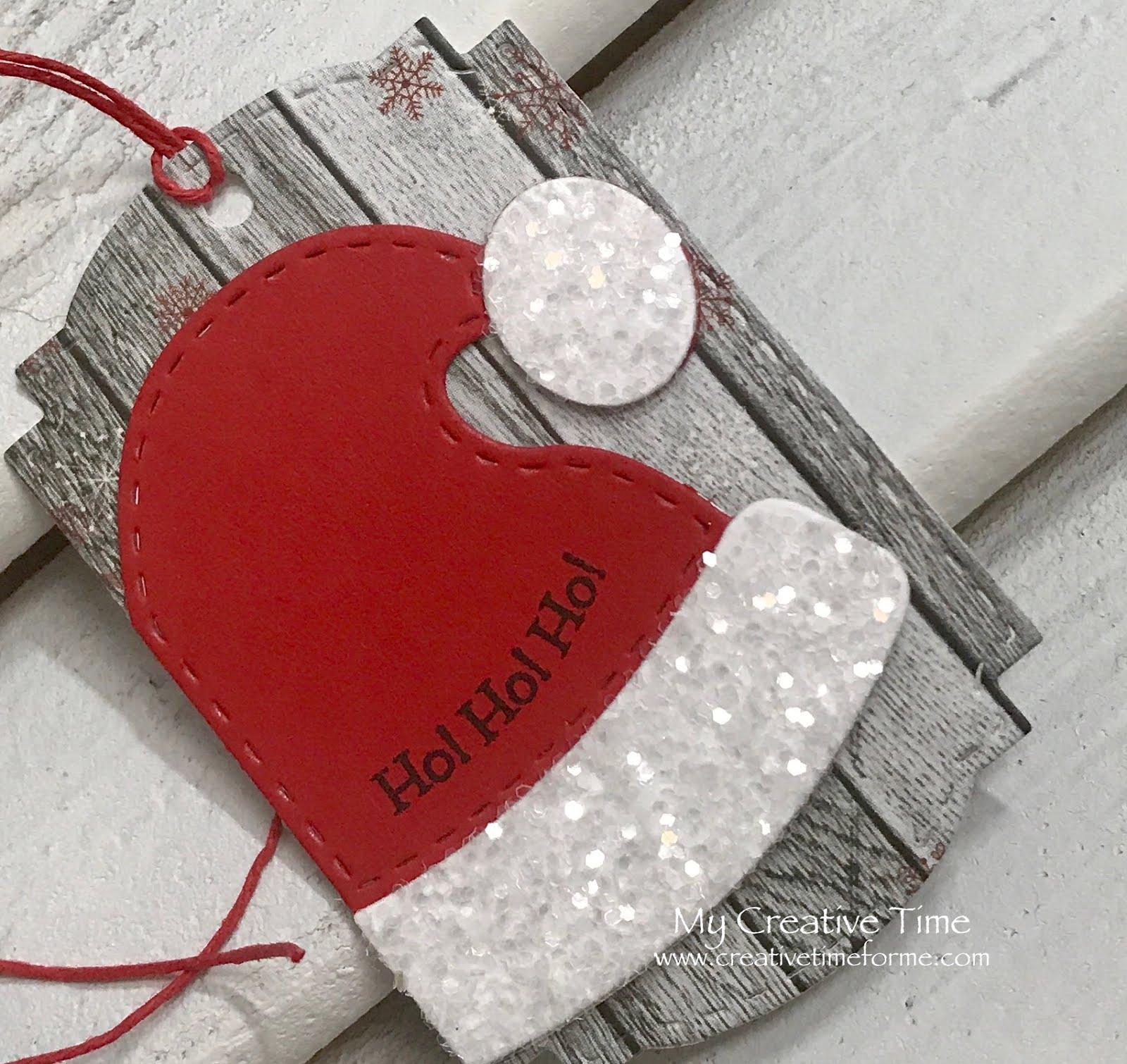 my creative time Cute Santa Hat Tag에 대한 이미지 검색결과
