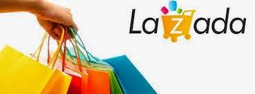 Tawaran separuh harga dari Lazada.com?