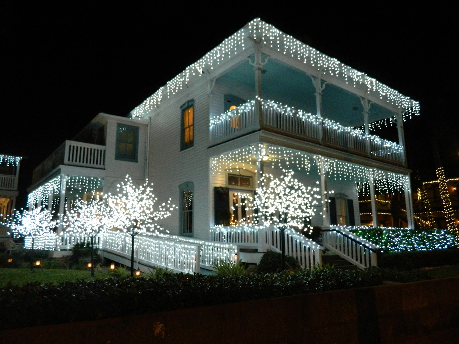 st augustine nights of lights holiday vacation package | bayfront