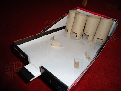 The Home Made Marble Chance Game