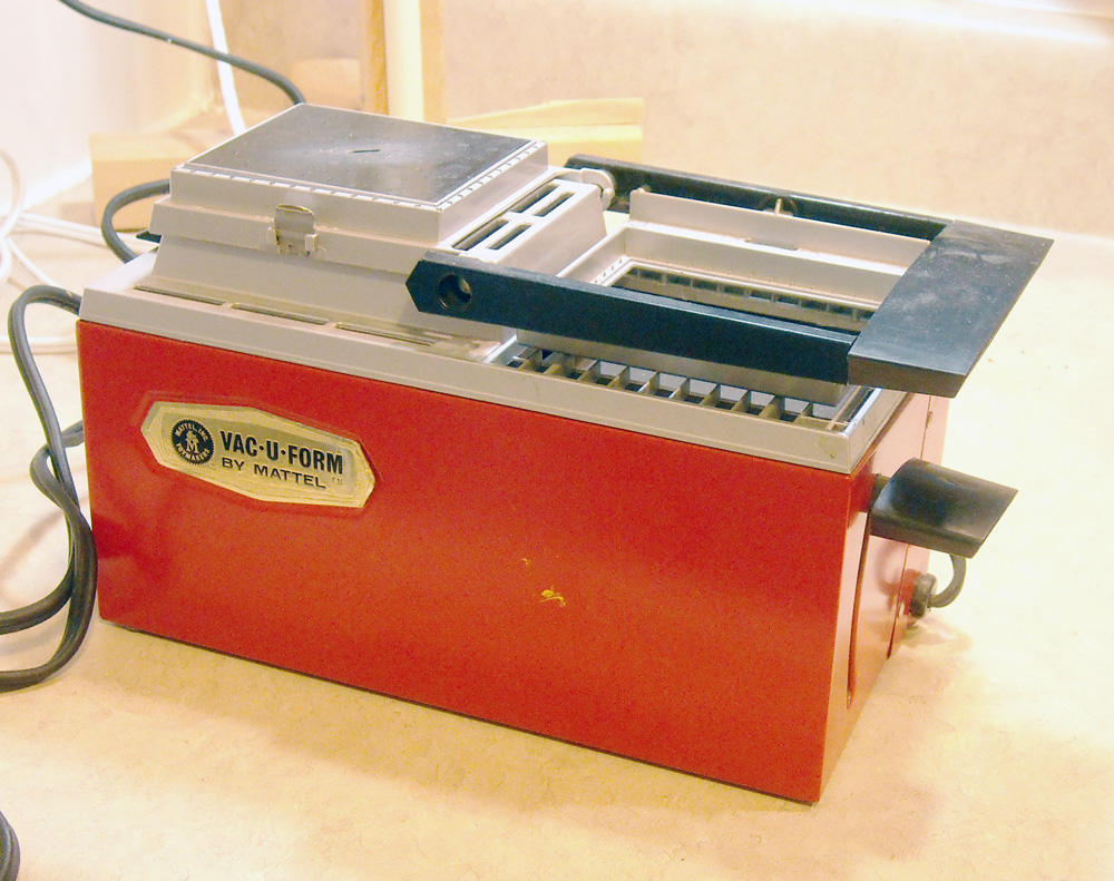 vac form machine