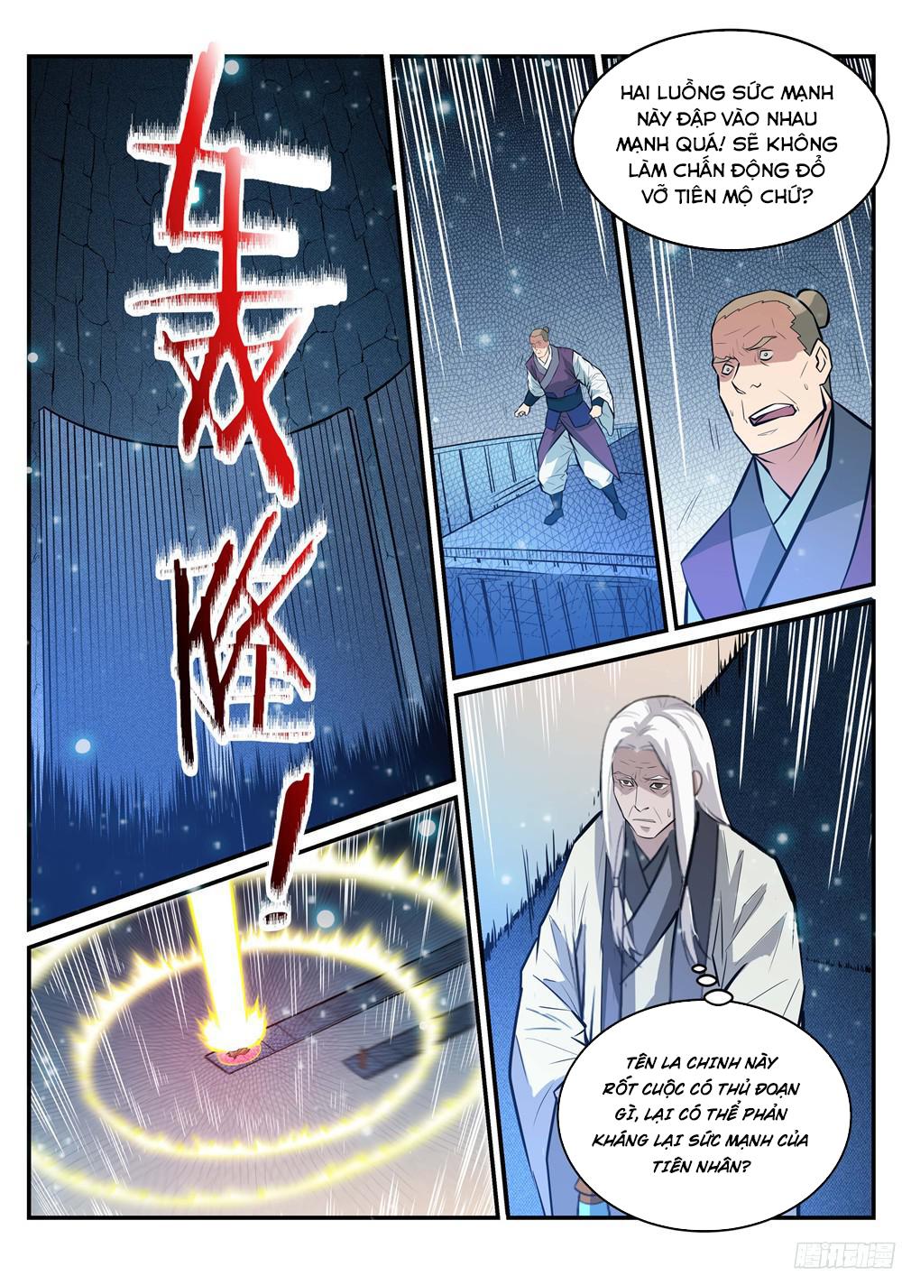 Bách Luyện Thành Thần - Chap 214