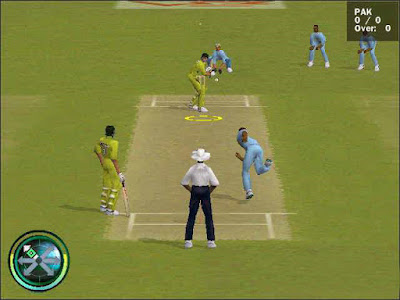 EA Cricket 2000 PC Game