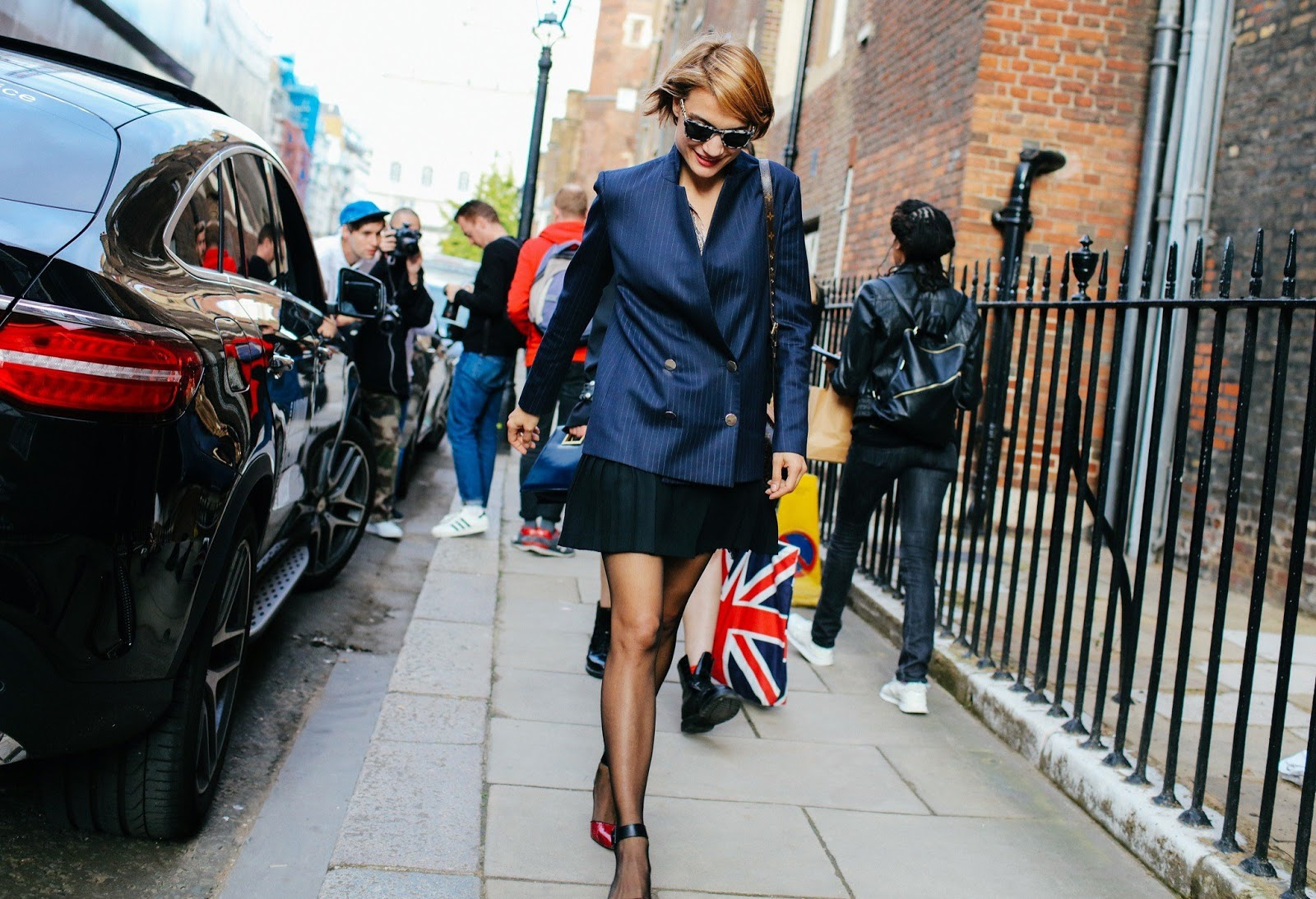 London Fashion Week Street Style Edition