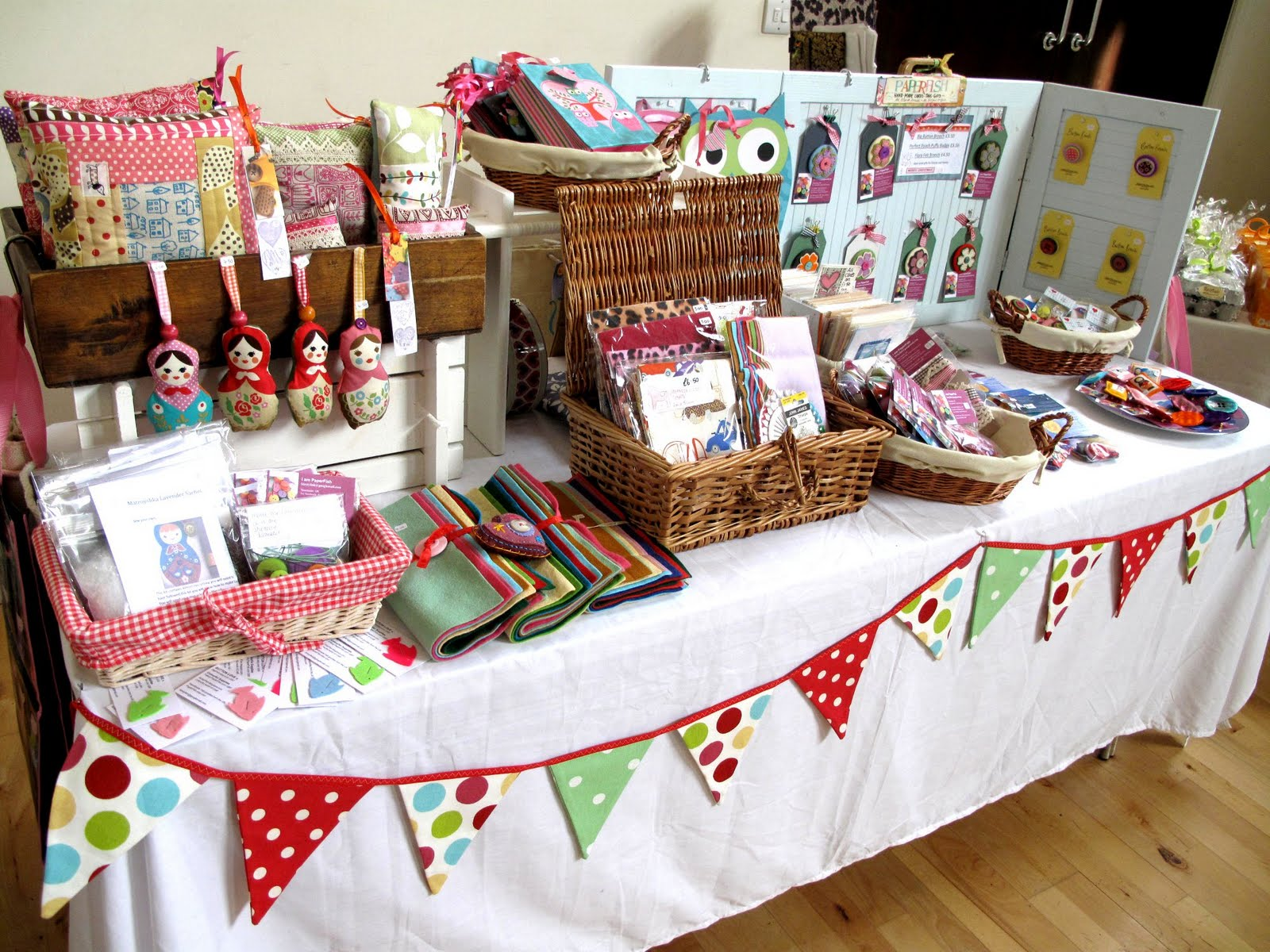 Christmas Craft Fair Ideas Part - 17: Easy Christmas Craft Show Ideas : Little Sugar Plums Delapre Abbey Annual Christmas  Craft Fair