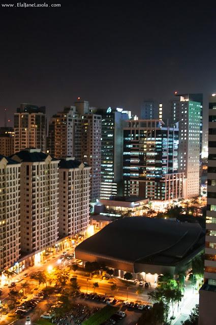 Overlooking Forbeswood Heights Condominium, Fort Bonifacio