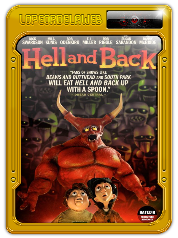 Hell and Back (Al Infierno y De Vuelta) (2015) [720p-Dual]