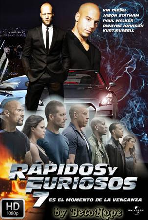 Rapido y Furioso 7 [1080p] [Latino-Ingles] [MEGA]