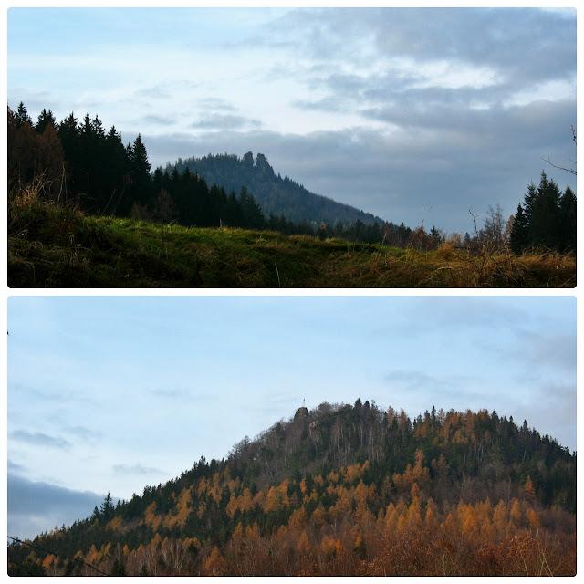 Sokolik i Krzyżna Góra