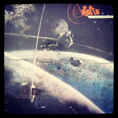 Asfalto - Asfalto (1978 - ChapaDiscos) - Portada