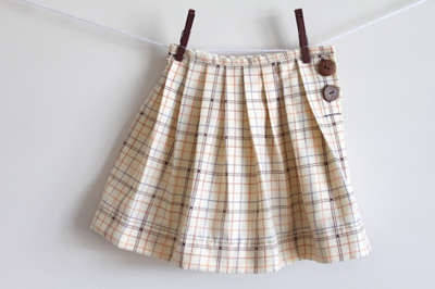 how to sew Skirt