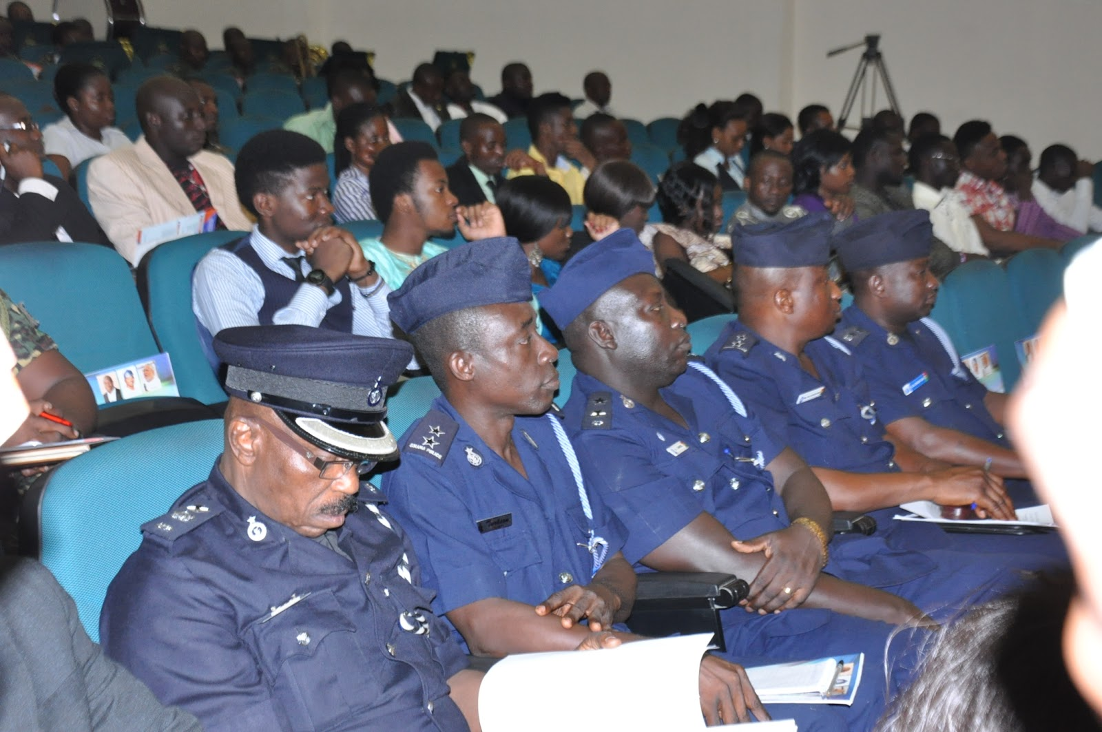 Image result for Nigeria's Course 25 Participants present report on tackling terrorism