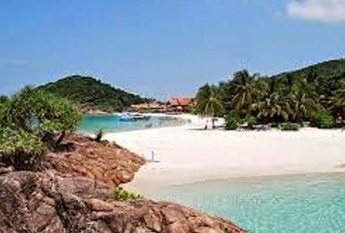 Tempat Wisata di Singkawang Pantai Pasir Panjang