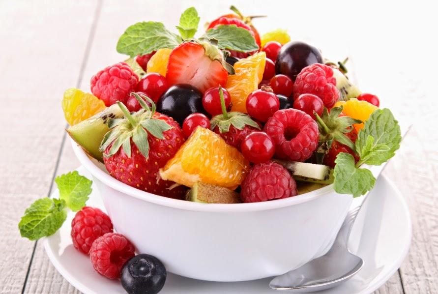 frutas caloricas