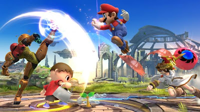 Super Smash Bros for Wii U and 3DS