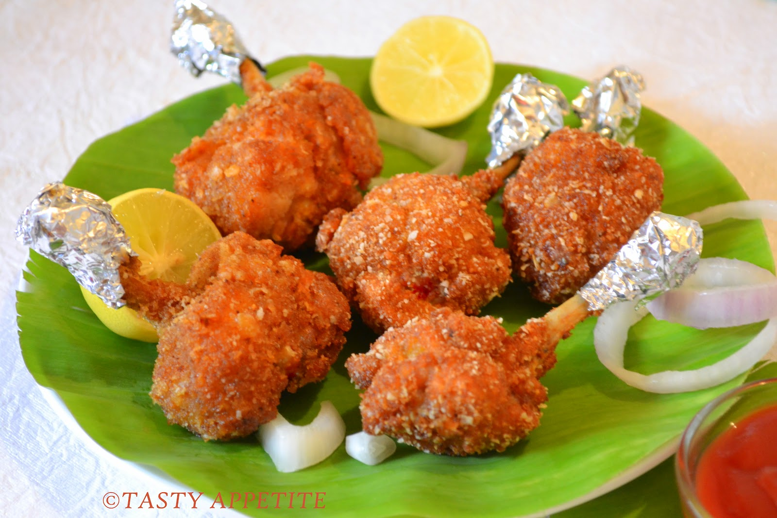 Try this easy to make Chicken Lollypop recipe at your home and enjoy ...