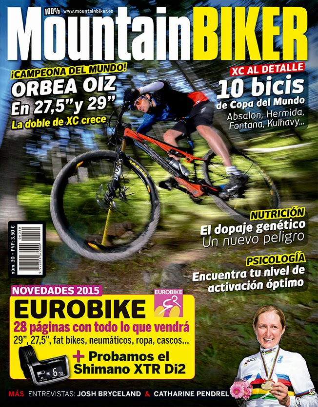 mountain biker 30