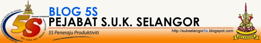 Blog 5S SUK Selangor