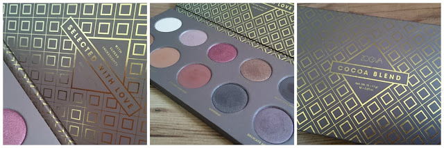 Zoeva Palette Close Up Pictures