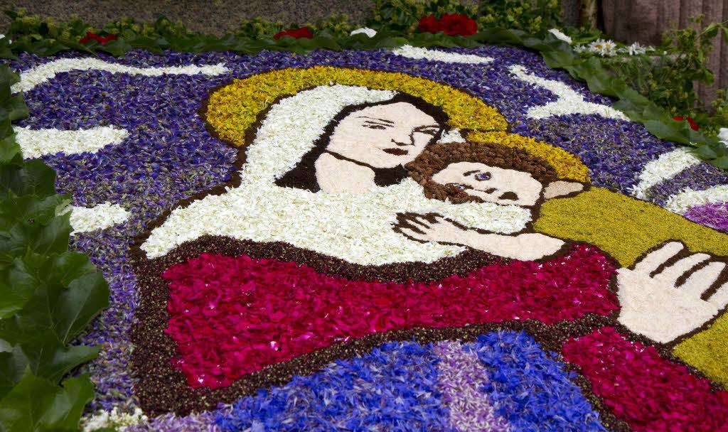 Todo con las flores decorar crear degustar cuidar for Todo alfombras