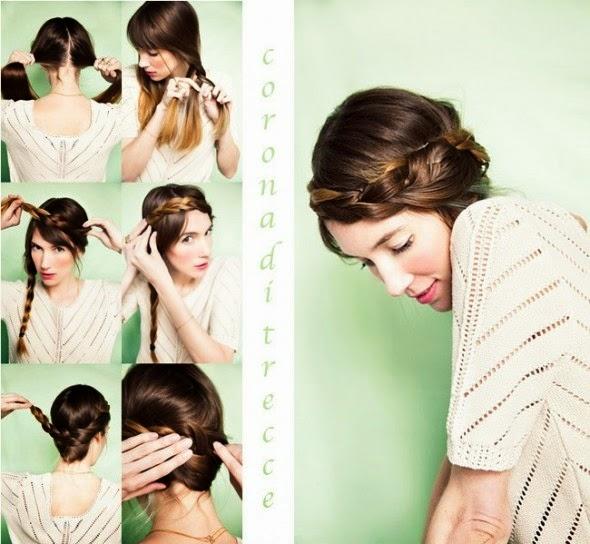 Amato Look Like A Model: Tutorial hairstyle: come fare acconciature con  TX36