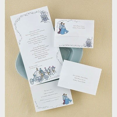 Cinderella Wedding Invitations Wedding Stuff Ideas