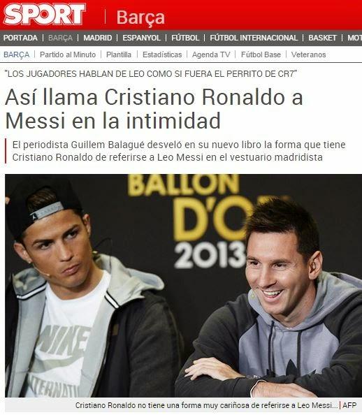 Noticias falsas 2014 - Sport