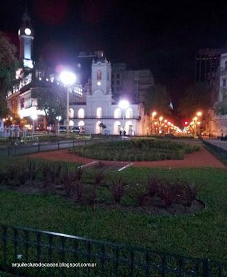 Plaza de Mayo en Buenos Aires