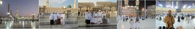 Perjalanan Ibadah Haji