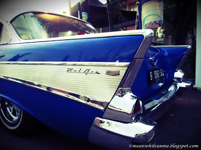 jogja classic autofest chevrolet bel air