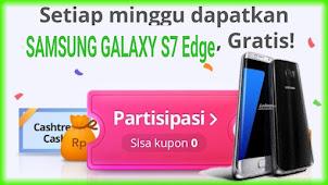 Survey Berhadiah  Samsung Galaxi