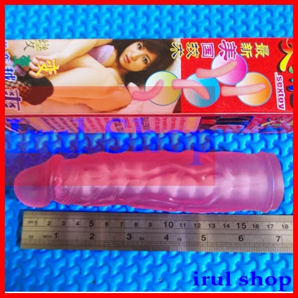 Dildo Penis Tekuk Manual