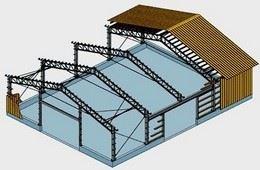 الإنشاءات المعدنية Metal construction