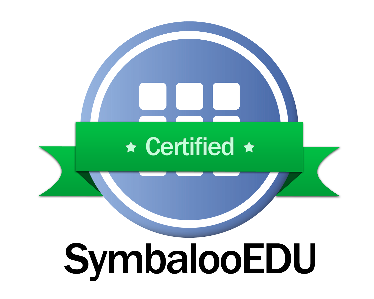 Symbaloo EDU Certified Badge