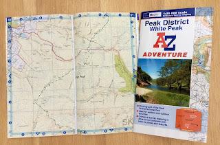 AZ Adventures Atlas Peak District