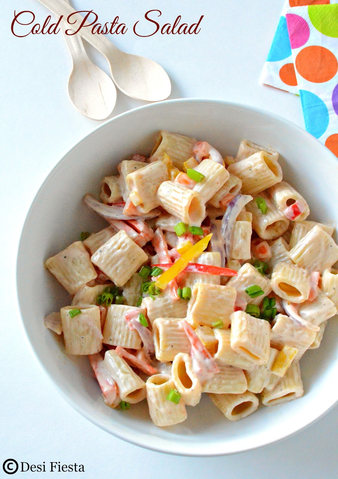 Thousand island dressing salad