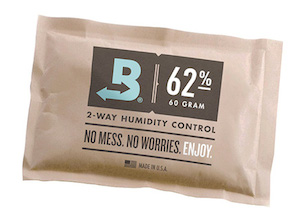 Curing Cannabis with Boveda