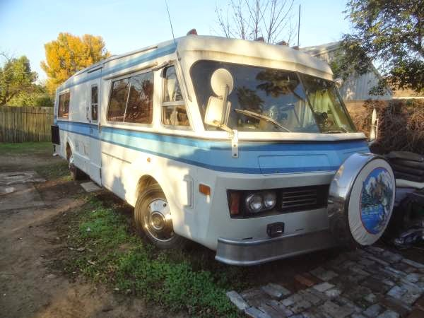 Used Rvs 1973 Fmc 2900r Motorhome For Sale By Owner