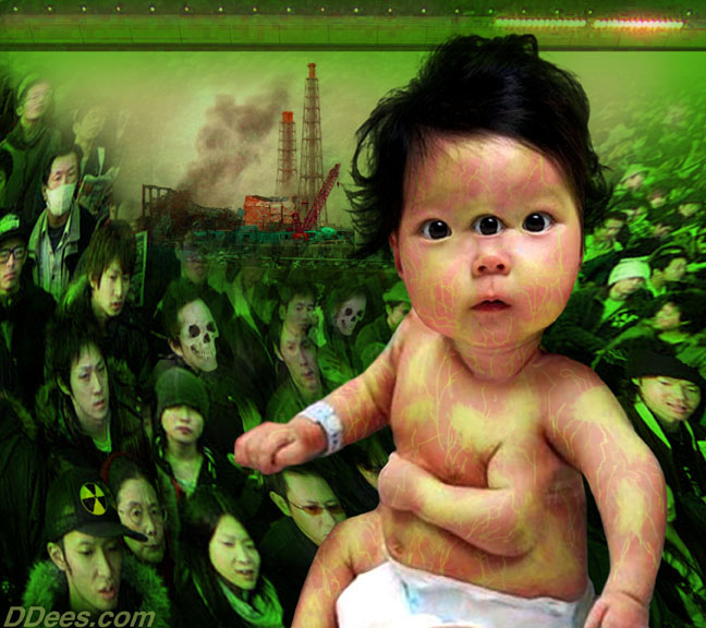 Nano Particle Evidence Shows Fukushima Might Be Part of a Depopulation Agenda