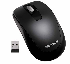 Microsoft WMM 1000 Wireless Optical Mouse for Rs.680 Only at Flipkart
